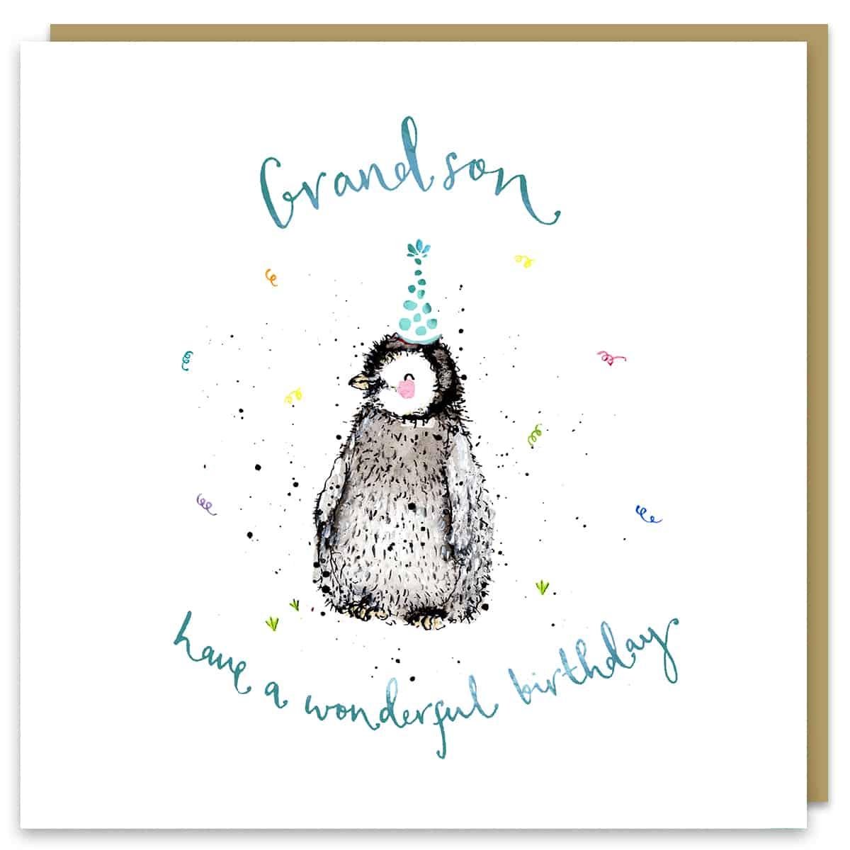 grandson birthday by louise mulgrew
