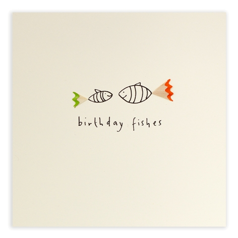 birthday fishes by ruth jackson