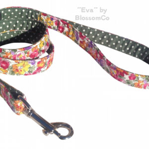eva dog lead by blossomco
