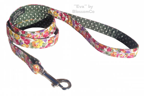 eva dog lead by blossomco