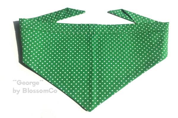 george bandana by blossomco