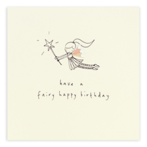 fairy birthday by ruth jackson