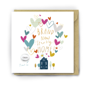 new home card by lucy and lolly