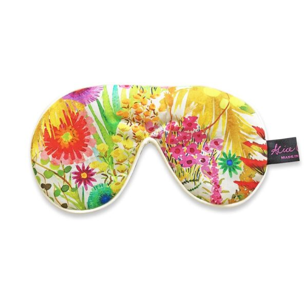 tresco flowers eye mask by alice caroline