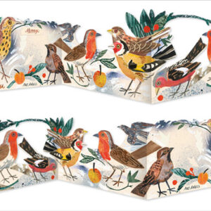 Winter Feast collage by Mark Hearld