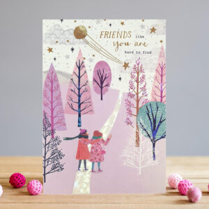 friends like you card by louise tiler
