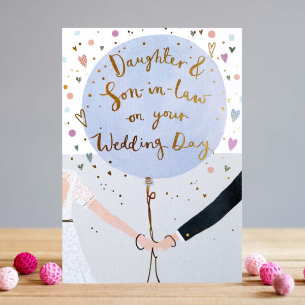 Daughter & Son-in-Law Wedding by louise tiler