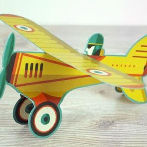 Die cut Plane by Tom Frost