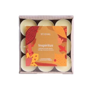 Inspiritus scented tealights by st eval