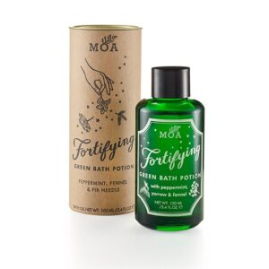 FORTIFYING GREEN BATH POTION by MOA