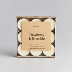 dewberry & bramble scented tealights by st eval