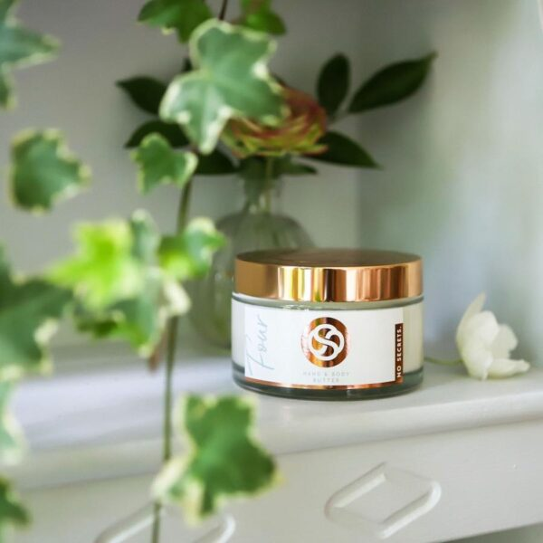 Four Hand and Body Butter by no secrets beauty