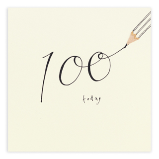 100 today by ruth jackson