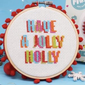 Have a holly jolly craftmas kit by the make arcade