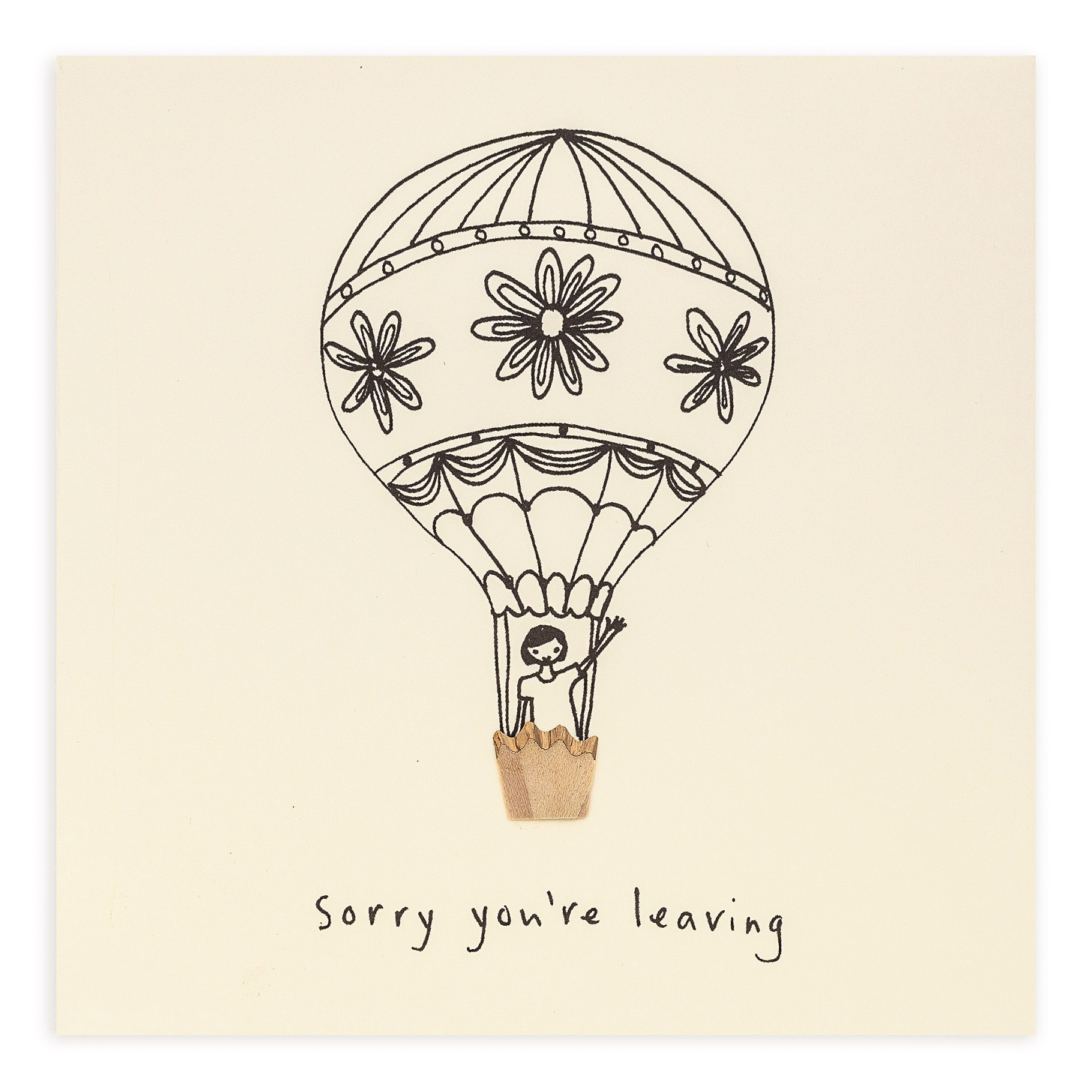 Sorry leaving by ruth jackson