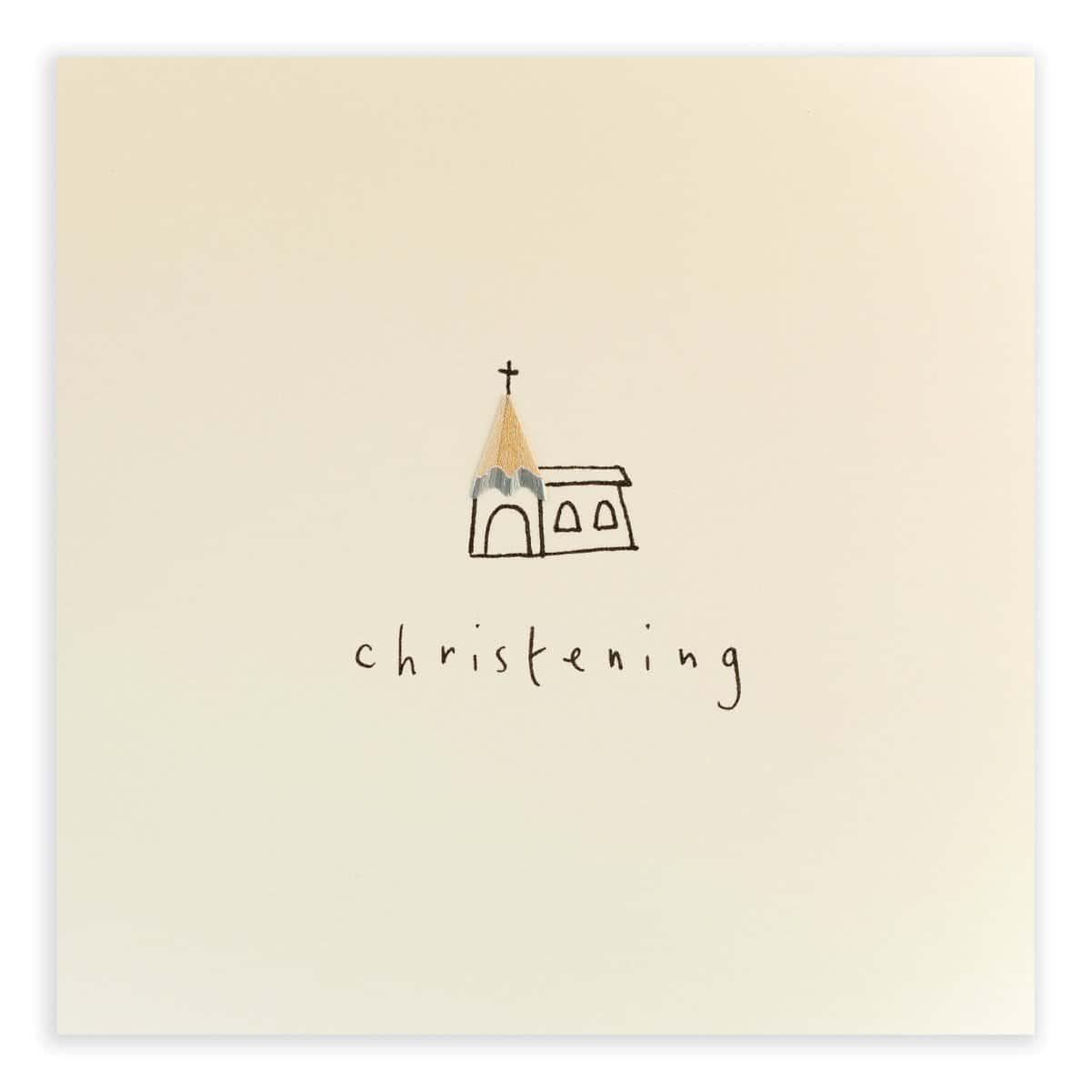 Christening church by ruth jackson