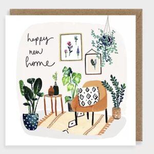 Happy New Home by Louise Mulgrew