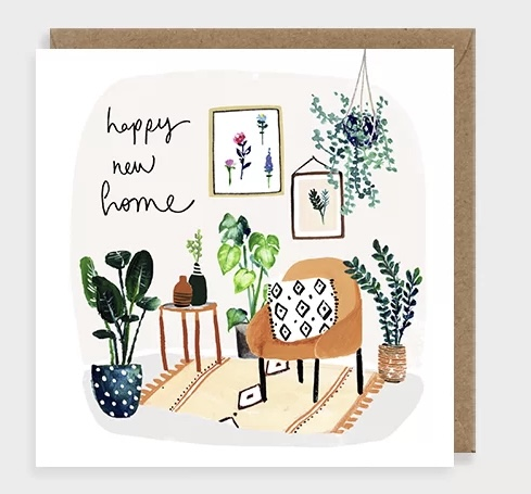 Happy New Home by Louise Mulgrew
