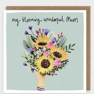 Blooming wonderful mum by louise mulgrew