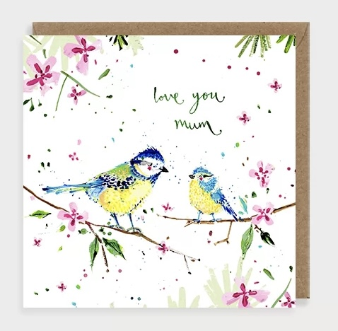 Love you mum by louise mulgrew