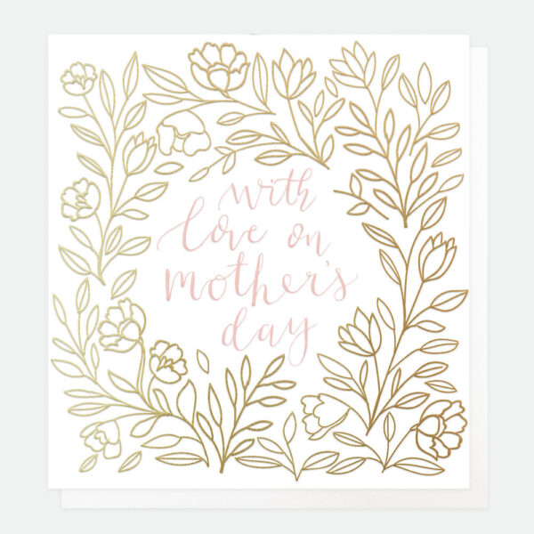 Love on mothers day by caroline gardner