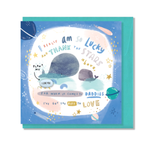 So lucy bean card by lucy and lolly