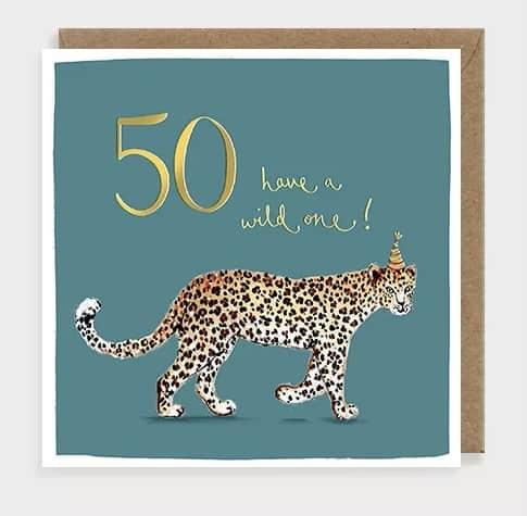 50 leopard by louise mulgrew