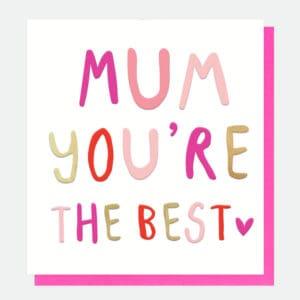 Best mum by caroline gardner