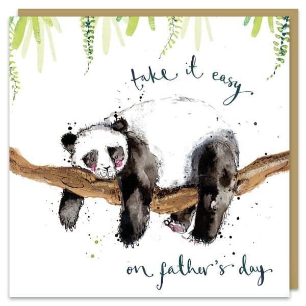 Panda fathers day by louise mulgrew
