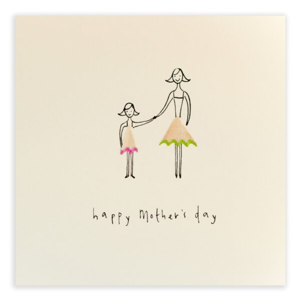 Mothers day card by ruth jackson