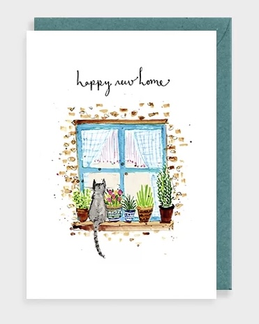 New home window by louise mulgrew