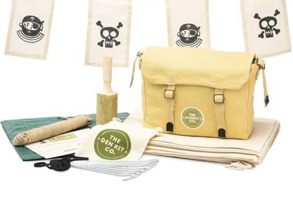 Pirate den kit by the den kit co