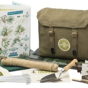 British woodland den kit