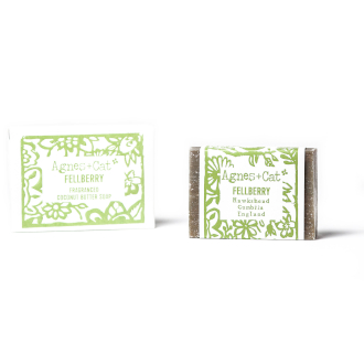Fellberry soap by agnes + cat