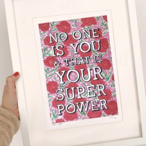 No One Is You by Gem Pang Illustration