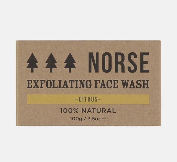 Citrus face wash by norse