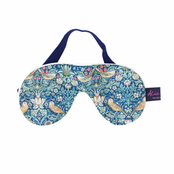 Strawberry theif forest eye mask