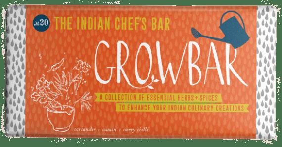 Indian chefs growbar