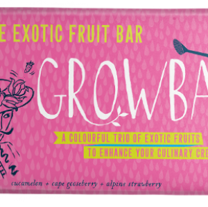 Exotic fruit growbar