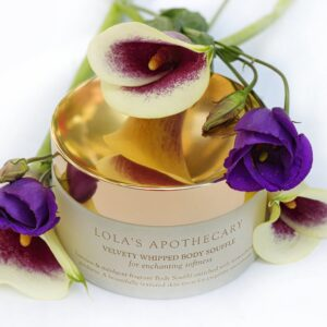 Tranquil isle body souffle by lolas apothecary
