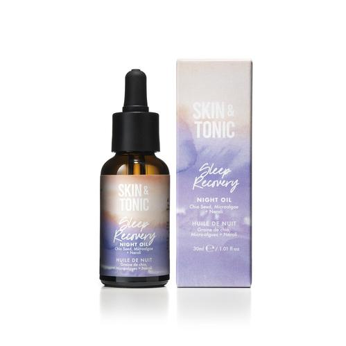 Sleep recovery oil by skin & tonic