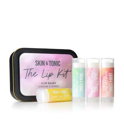 The lip kit by skin & tonic