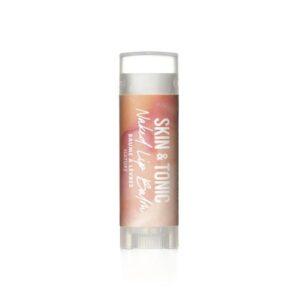 Naked lip balm by skin & tonic
