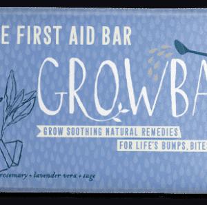 First aid bar by growbar