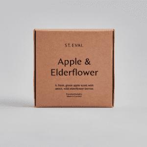 Apple & elderflower scented tealights by st eval