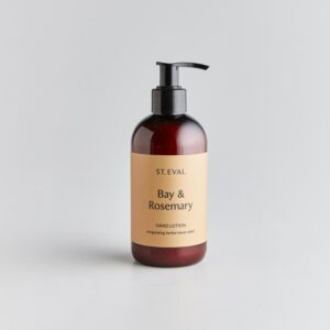 Bay & rosemary lotion by st eval