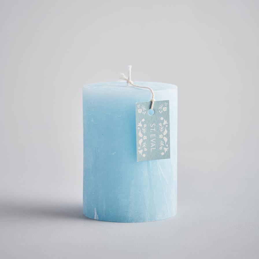 Geranium pillar candle by st eval