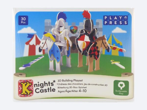 Knights Castle Eco Friendly Playset