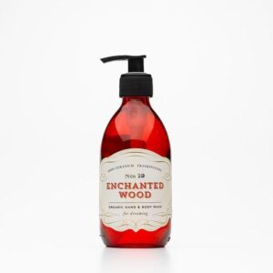 Enchanted woof hand & body wash by quintessentially english