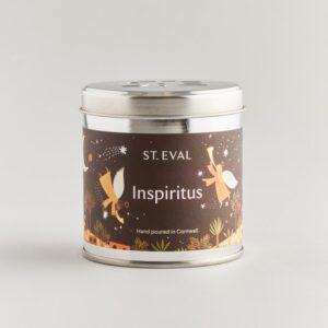 Inspiritus candle tin by st eval